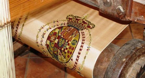 Prodotti in seta di San Leucio